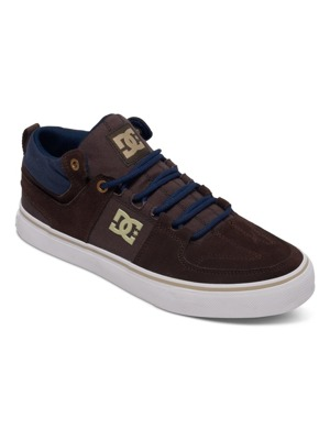 Boty DC Lynx Vulc Mid brown/ tan