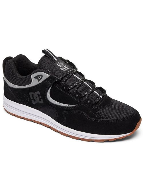 Boty DC Kalis lite slim black grey