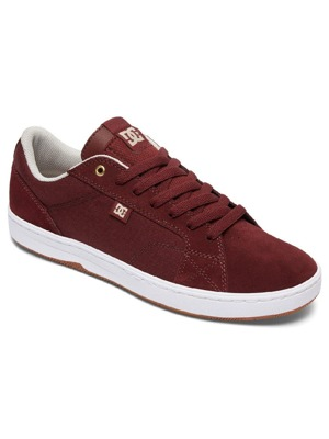 Boty DC Astor oxblood/oyster