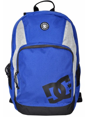 Batoh DC The Locker washed indigo 23l