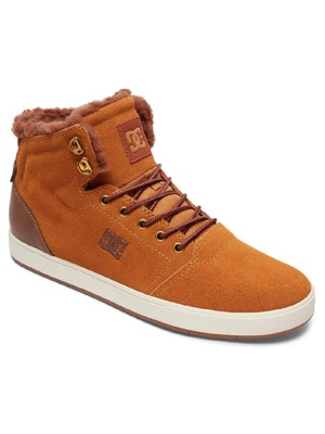 Boty DC Crisis High Wnt wheat/ dk chocolate