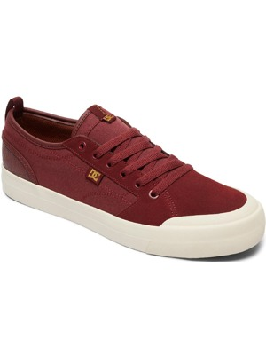 Boty DC Evan Smith Burgundy
