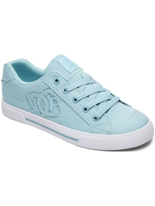 Boty DC Chelsea TX light blue