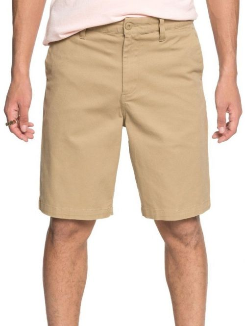 kraťasy Worker Straight 20.5 khaki