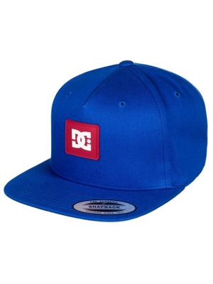 Dětská kšiltovka DC Snapdoodle sodalite blue d9b8912bdb