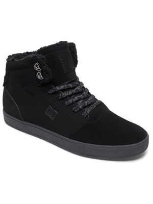 Boty DC Crisis High Wnt black/white/black