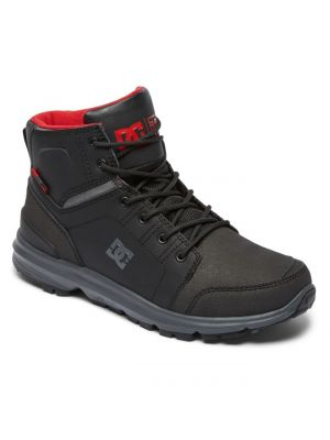 Boty DC Torstein black/grey/red