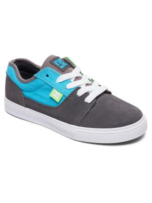 Boty DC Tonik Boy Grey/Green/Blue