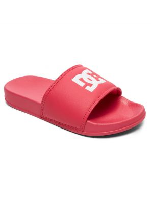 Pantofle DC Slide Girl Crazy Pink