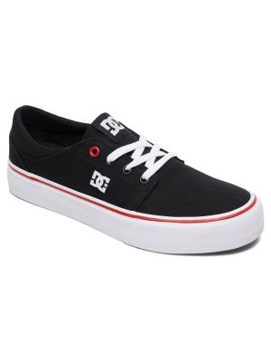 Boty DC Trase Tx Black/White/Red