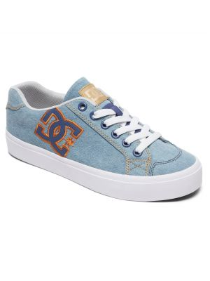 Boty DC Chelsea Plus Tx Denim