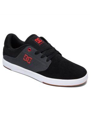 54f7db719ff Boty DC Plaza Tc Black Dark grey Athletic red