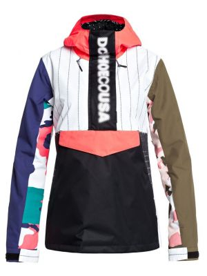 Bunda DC Envy Anorak Repurpose Print