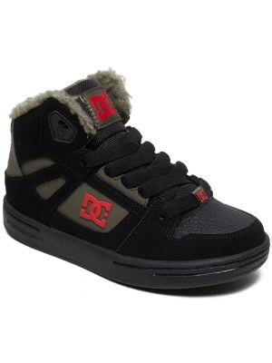 Boty DC Pure Ht Wnt Black/Olive Night