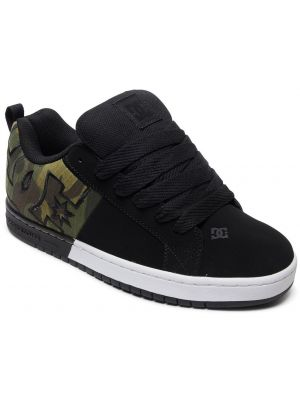 Boty DC Court Graffik Sq Black/Camo