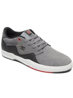 Boty DC Barksdale Grey/Black/Red