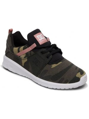 Boty DC Heathrow TX SE camo black