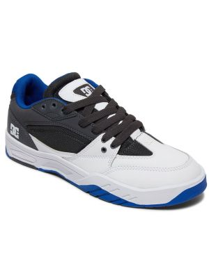 Boty DC Maswell black white blue