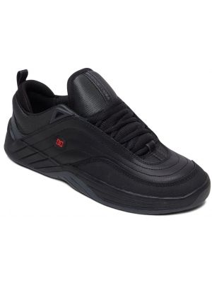 Boty DC Williams Slim black dark grey athletic red