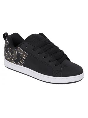 Boty DC Court Graffik Black/Splatter
