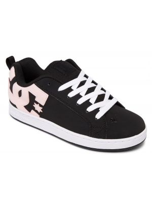 Boty DC Court Graffik Black/Super Pink