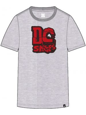 Tričko DC Childsplay Boy Heather Grey