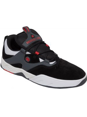 Boty DC Kalis Black/Grey/Red