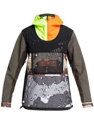 Bunda DC Asap Anorak Repurpose Multi Camo/Opticool
