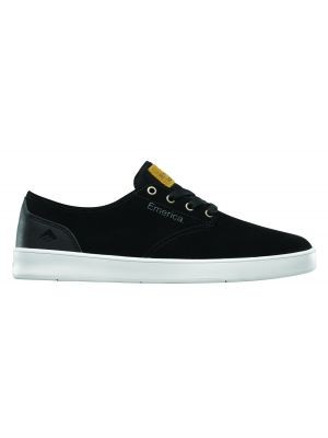 Boty Emerica The Romero Laced black/black/white