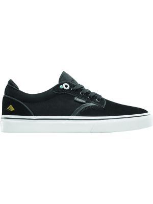 Boty Emerica Dickson black/white/gold