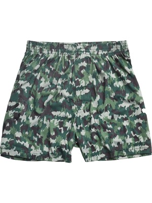 Boxerky Jumped camo