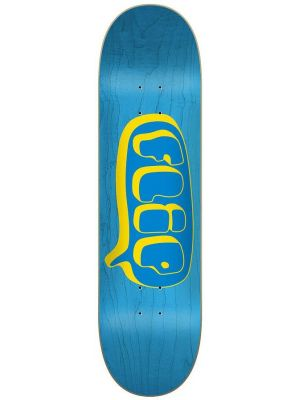 Skate deska Flip Team Bubble blue