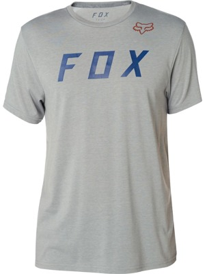 Pánské tričko Fox Grizzled Tech Heather dark grey