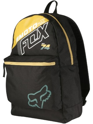 Batoh Fox Flection Kick stand black 21l