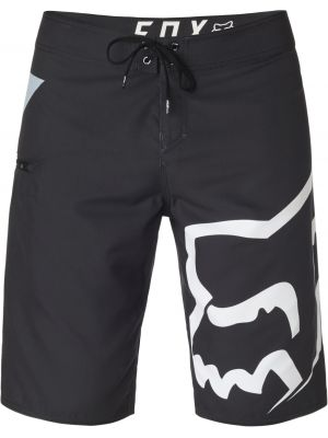 Plavky Fox Stock Boardshort Black