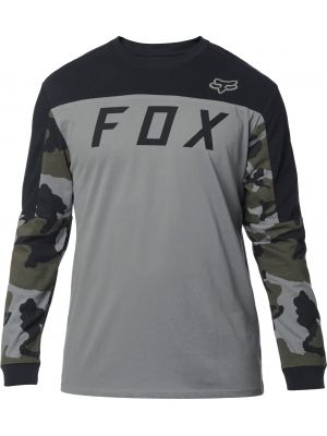 Triko Fox Grizzled Airline Knit Grey Camo