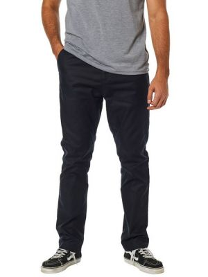 Kalhoty Fox Essex Stretch Black