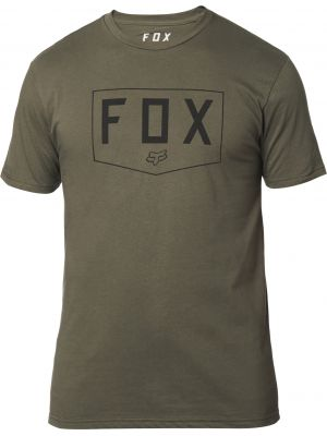 Triko Fox Shield Premium Olive Green