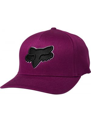 Kšiltovka Fox Epicycle Flexfit Hat dark purple