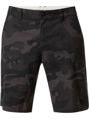 Šortky Fox Essex Camo Short 2.0 black camor