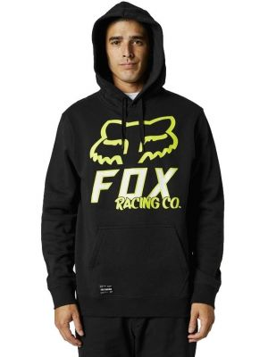 Mikina Fox Hightail Pullover Fleece black