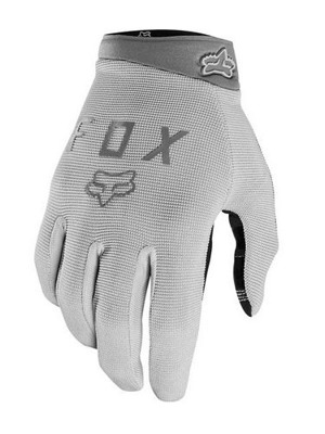 Cyklistické rukavice Fox Ranger Gel Glove Steel Grey