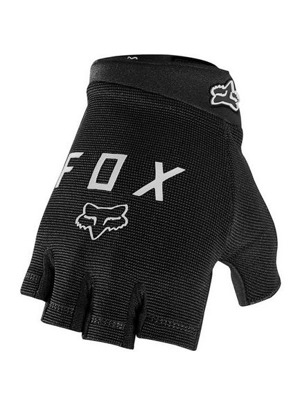 Cyklistické rukavice Fox Ranger Gel Glove Short Black