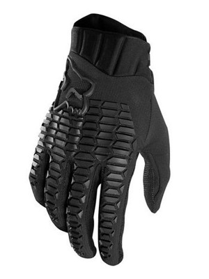 Cyklistické rukavice Fox Defend Glove Black/Black
