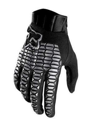Cyklistické rukavice Fox Defend Glove Black/Grey