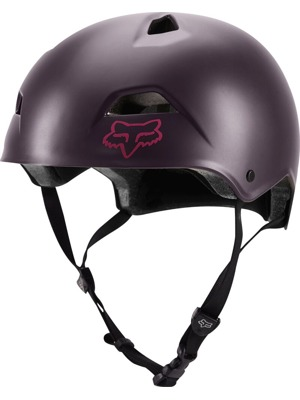 BMX přilba Fox Flight Sport Dark Purple