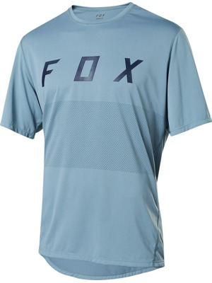 Cyklistický dres Fox Ranger S/S Light Blue