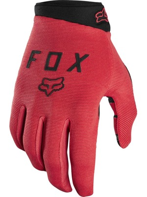 Rukavice na kolo Fox Ranger Gel Glove Bright Red