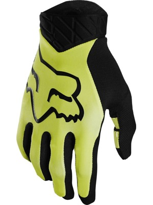 Cyklo rukavice Fox Flexair Glove Sulphur