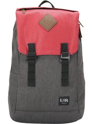 Batoh G.ride Albert black/red 24l